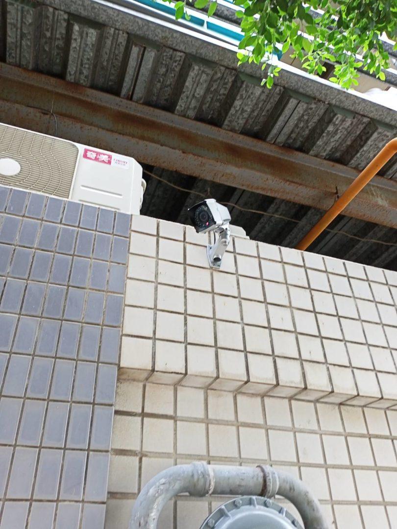 ***金屬(股)公司倉庫監視系統追加工程施工
