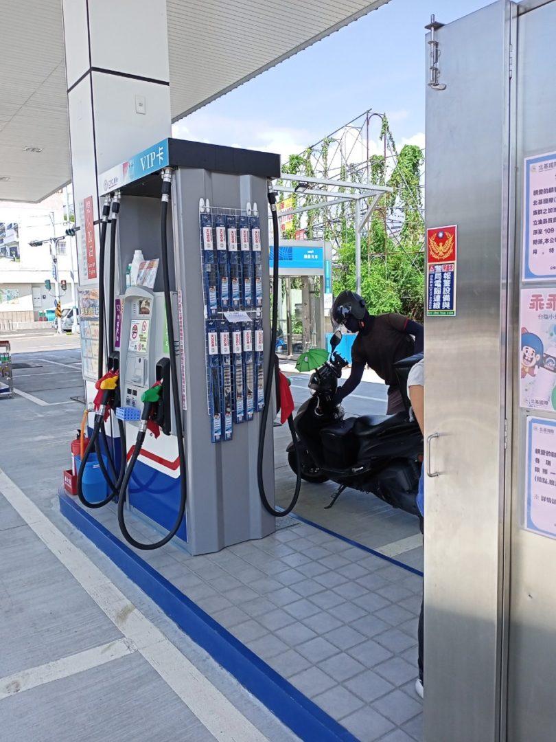 北基新市加油站安裝警民連線系統 210728 2