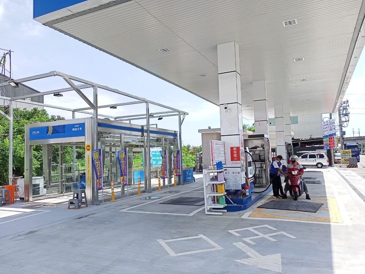 北基新市加油站安裝警民連線系統 210728 5