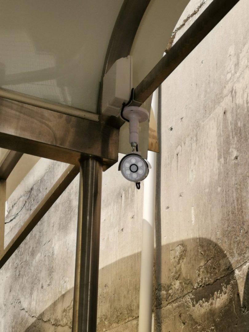 LINE ALBUM 林宜正公館監視系統安裝工程 210903 10