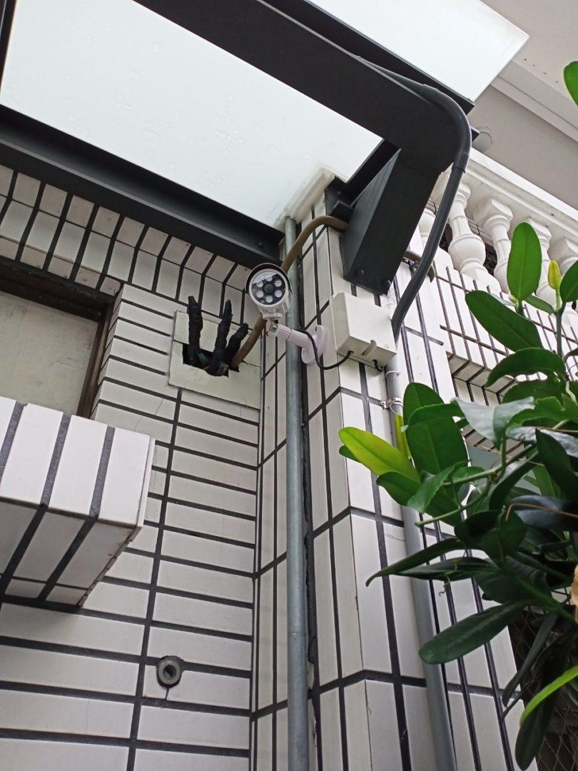 LINE ALBUM 林宜正公館監視系統安裝工程 210903 7